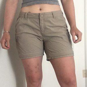 North Face adjustable hiking pants, 8